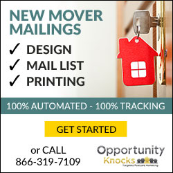 New Home Owner Mailings